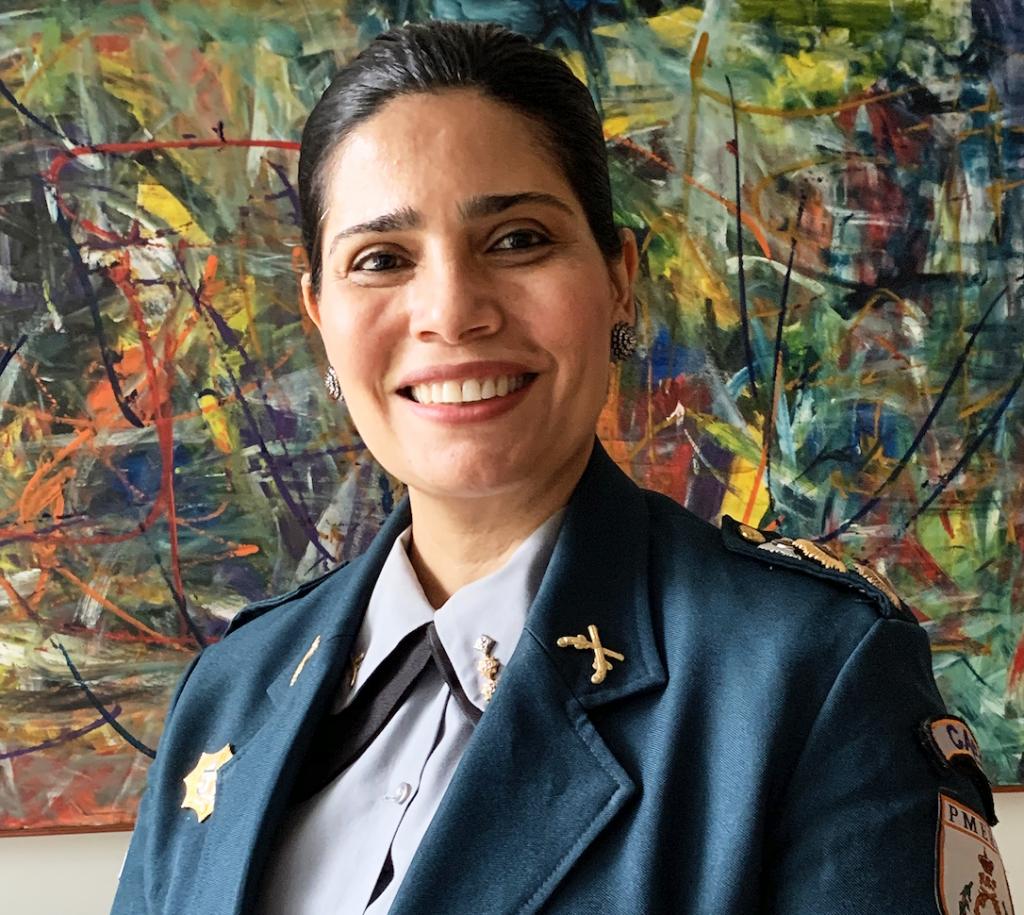 Claudia Moraes, Segurança Pública (2020)